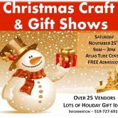 Skate Lakeshore Christmas Craft Show